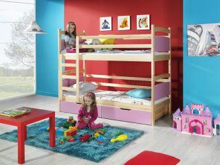 Łóżko piętrowe Patrycja